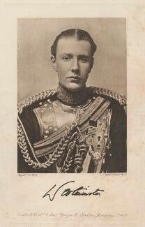 Hugh Richard Arthur Grosvenor, 2nd Duke of Westminster, by Walter L. Colls, after  Mayall & Co - NPG x27355