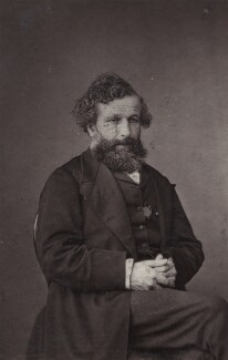 George Hammond Whalley, by Unknown photographer - NPG x27366