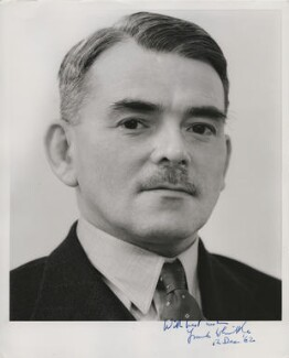Sir Frank Whittle, by B.O.A.C. - NPG x27377
