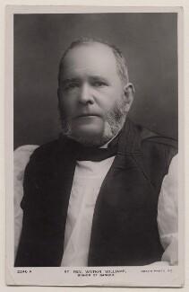 Watkin Herbert Williams, published by Rotary Photographic Co Ltd - NPG x27420