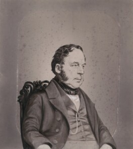 Thomas Willement, by Unknown photographer, after  John Jabez Edwin Mayall - NPG x27426