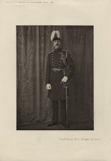 Sir Henry Hughes Wilson, 1st Bt, by Unknown photographer, published 4 March 1911 - NPG x27448 - © National Portrait Gallery, London