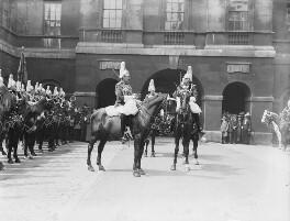 Alexander Cambridge, Earl of Athlone, by Mrs Albert Broom (Christina Livingston) - NPG x275
