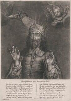 King Charles I, by John Faber Jr - NPG D10630