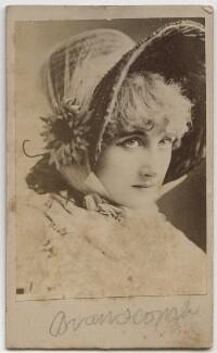 Maud Branscombe, after Napoleon Sarony - NPG x27586