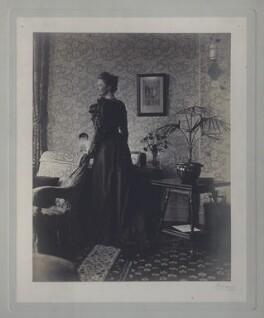 Dame Emily Penrose, by C.W. Carey - NPG x27613