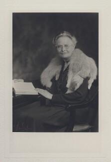 Dame Emily Penrose, by Carl Vandyk - NPG x27628
