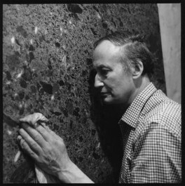 (Alan) Reynolds Stone, by Janet Stone - NPG x27673