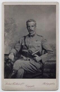 Douglas Mackinnon Baillie Hamilton Cochrane, 12th Earl Dundonald, by Robert Faulkner & Co - NPG x27775