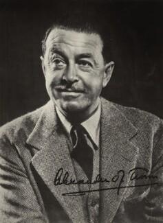 Harold Rupert Leofric George Alexander, 1st Earl Alexander of Tunis, by Unknown photographer - NPG x278