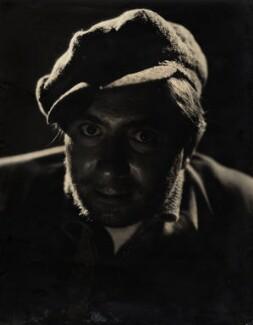 Robert Newton as Bill Walker in 'Major Barbara', by Davis Claude Boulton - NPG x27867