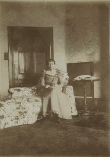 Clementine Gertrude Helen (née Ogilvy), Lady Redesdale, by Unknown photographer - NPG x27950