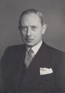 Sir Ivone Augustine Kirkpatrick, by Walter Stoneman, 14 December 1948 - NPG x27961 - © National Portrait Gallery, London
