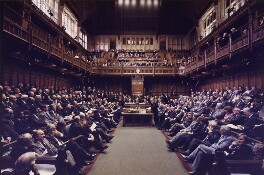 The House of Commons, by Unknown photographer - NPG x27968