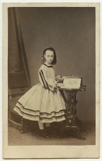 Miss M. Dickinson, by Alexander Bassano - NPG x28071