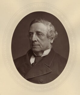 George Denman, by Lock & Whitfield, published by  Sampson Low, Marston, Searle and Rivington - NPG x28079