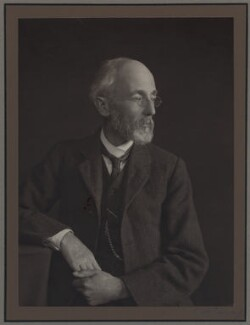 Sir (Horatio) Bryan Donkin, by C.W. Carey - NPG x28096