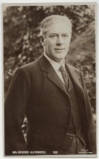 Sir George Alexander (George Samson), by James Charles Dinham, published by  Andrew & George Taylor - NPG x281