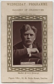 Aglen A. Dowty, published by Figaro Office - NPG x28107