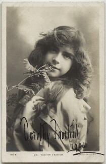 Dorothy Frostick, published by Rotary Photographic Co Ltd - NPG x28171