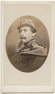 Napoléon III, Emperor of France, by Dusacq & Co - NPG x28173