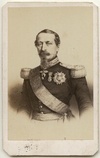 Napoléon III, Emperor of France, by Émile Desmaisons - NPG x28174