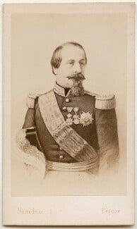 Napoléon III, Emperor of France, by Neurdein - NPG x28176