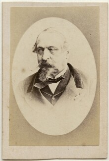 Napoléon III, Emperor of France, by London Stereoscopic & Photographic Company - NPG x28179
