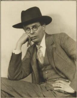Aldous Huxley, by Dorothy Wilding - NPG x12110