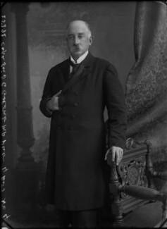 Sir John Charles Ready Colomb, by Alexander Bassano - NPG x28220