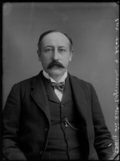 Sir (Edward) Robert Pearce Edgcumbe, by Alexander Bassano - NPG x28231
