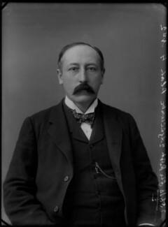 Sir (Edward) Robert Pearce Edgcumbe, by Alexander Bassano - NPG x28232