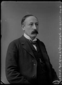 Sir (Edward) Robert Pearce Edgcumbe, by Alexander Bassano - NPG x28234