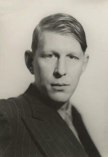 W.H. Auden, by Howard Coster, 1937 - NPG x134 - © National Portrait Gallery, London