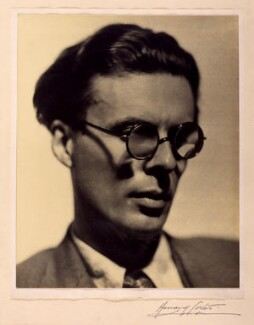 Aldous Huxley, by Howard Coster - NPG x10664