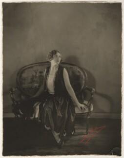Isobel Elsom (Isobel Reed), by Sasha (Alexander Stewart) - NPG x28341