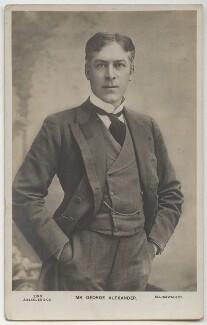 Sir George Alexander (George Samson), by Alfred Ellis & Walery, published by  J. Beagles & Co - NPG x285