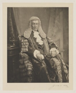 Sir Joseph William Chitty, published by Henry Graves & Co - NPG x28721