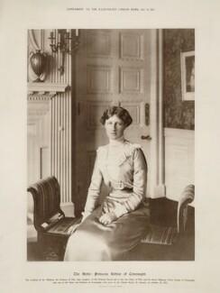 Princess Alexandra, Princess Arthur of Connaught, by Alexander Corbett, published 18 October 1913 - NPG x28728 - © National Portrait Gallery, London