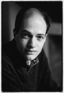 Alain de Botton, by Roderick Field - NPG x88500