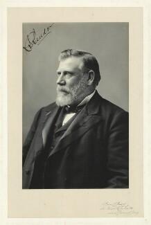 Richard John Seddon, by Gunn & Stuart - NPG x28795