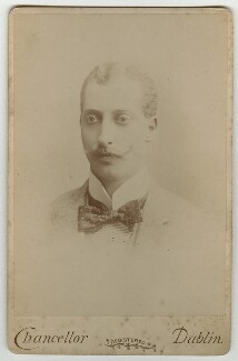Prince Albert Victor, Duke of Clarence and Avondale, by John Chancellor - NPG x29166