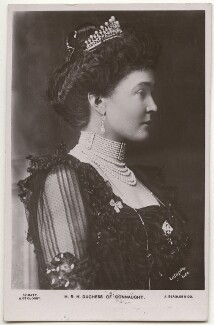 Princess Louise, Duchess of Connaught (née Princess of Prussia), by Lafayette, published by  J. Beagles & Co - NPG x29761