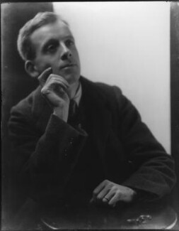 Wilfrid Wilson Gibson, by Sherrill Schell - NPG x29803