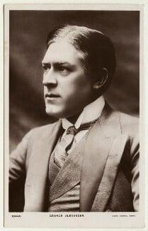 Sir George Alexander (George Samson), by Lizzie Caswall Smith - NPG x299