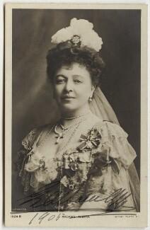 Emma Albani, by Lafayette - NPG x30