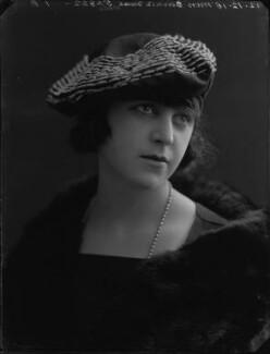 Binnie Hale (Beatrice Hale-Monro), by Bassano Ltd - NPG x30232