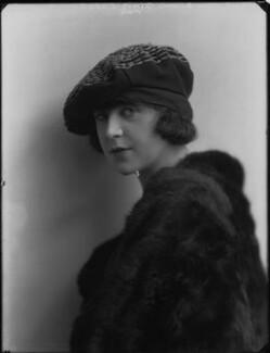 Binnie Hale (Beatrice Hale-Monro), by Bassano Ltd - NPG x30234