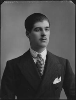 Edward Wyndham Tennant, by Bassano Ltd - NPG x30249