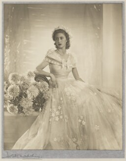 Princess Margaret, by Dorothy Wilding - NPG P870(12)